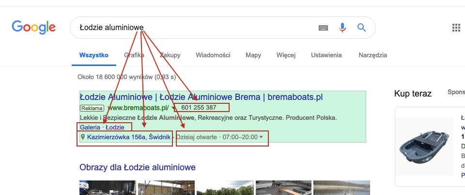 błędy podczas tworzenia kampanii google adwords