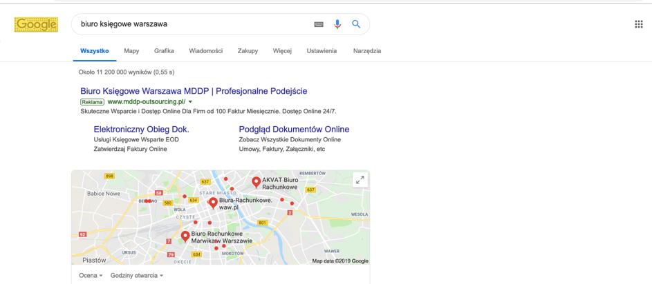 optymalizacja kampanii google adwords